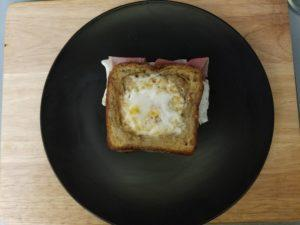 Toad in the Hole Sandwich (with recipe)